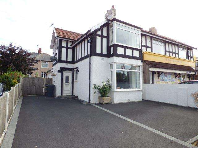 3 Bedrooms Semi Detached House for sale in Balmoral Road, Morecambe, LA3 1HW