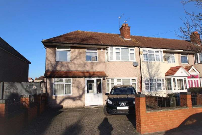 5 Bedrooms Terraced House for sale in Leamington Crescent, Harrow