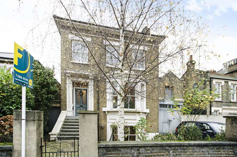 5 Bedrooms House for sale in Victoria Park Road, Victoria Park, E9