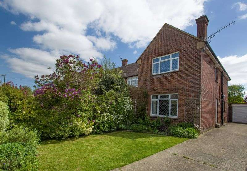 3 Bedrooms Terraced House for sale in Wiston Avenue, Donnington
