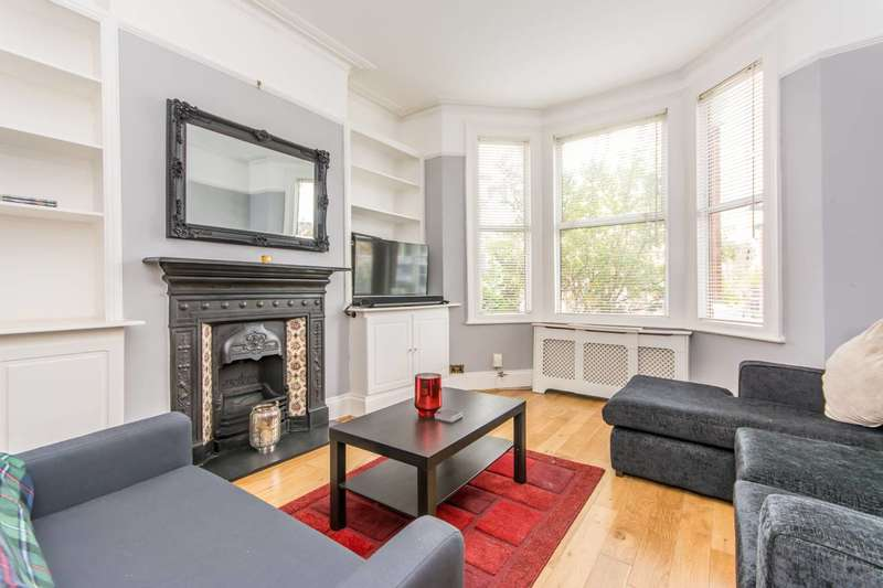 2 Bedrooms Flat for sale in Leghorn Road, Kensal Green, NW10