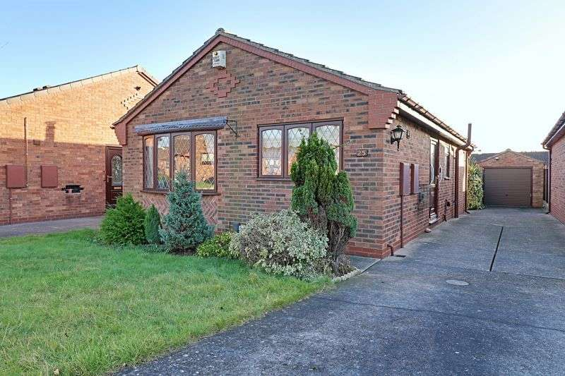 2 Bedrooms Detached Bungalow for sale in Conference Court, Scunthorpe