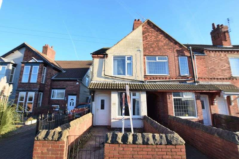 3 Bedrooms Semi Detached House for sale in Shuttlewood Road, Chesterfield