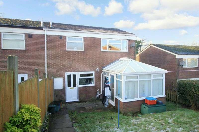 3 Bedrooms Semi Detached House for sale in Walton Grove, Stoke-On-Trent, Staffordshire ST7