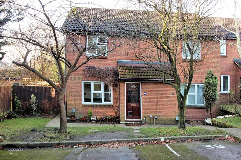 3 Bedrooms End Of Terrace House for sale in Wych Hill Park, Woking, Surrey, GU22