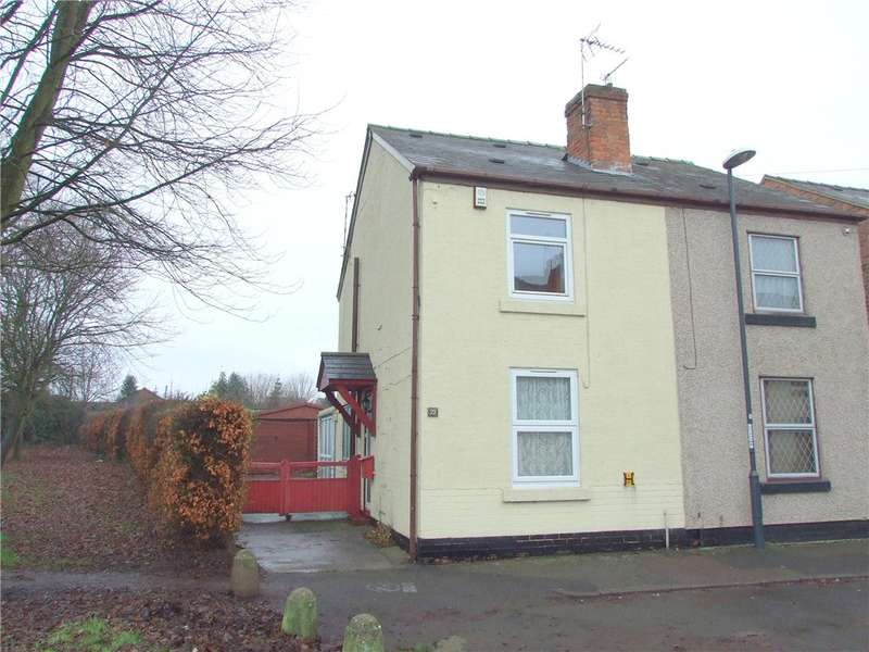 3 Bedrooms Semi Detached House for sale in Reader Street, Spondon, Derby, Derbyshire, DE21
