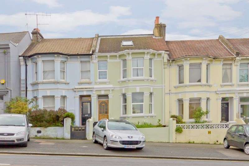 6 Bedrooms Terraced House for rent in Elm Grove, Brighton