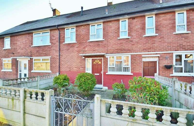 3 Bedrooms Terraced House for sale in Meadowgate Road, Salford