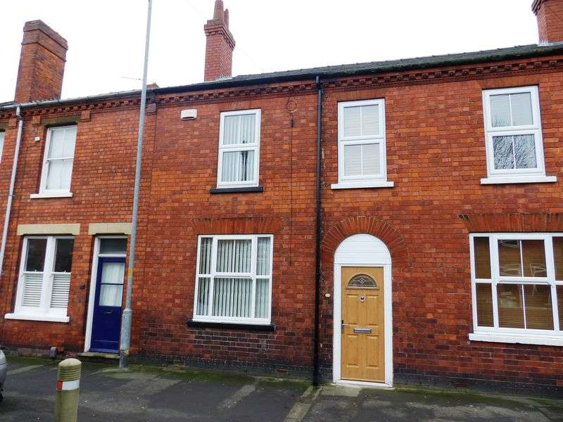 3 Bedrooms Terraced House for sale in Rasen Lane, Lincoln