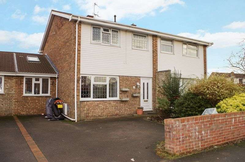 5 Bedrooms Semi Detached House for sale in Gannet Road, Worle, Weston-Super-Mare