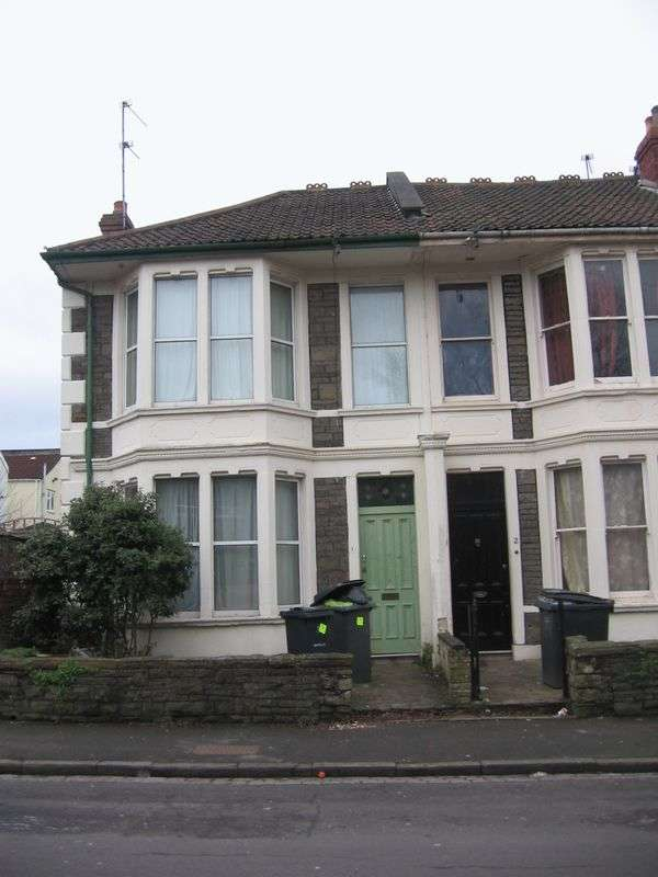 5 Bedrooms Terraced House for rent in 1 Elfin Road, Bristol