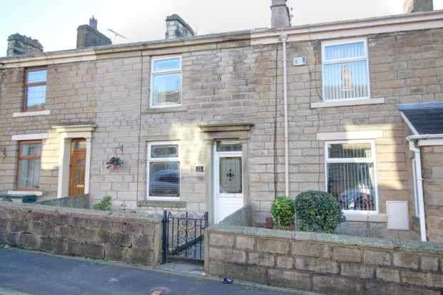 2 Bedrooms Terraced House for sale in Chapel Street,, Accrington, Lancashire, BB5 3EP