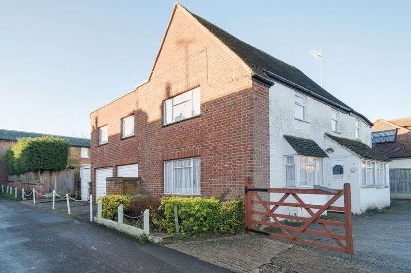 5 Bedrooms Detached House for sale in Bridge