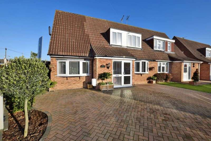 3 Bedrooms Semi Detached House for sale in Priory Road, Stanford-Le-Hope