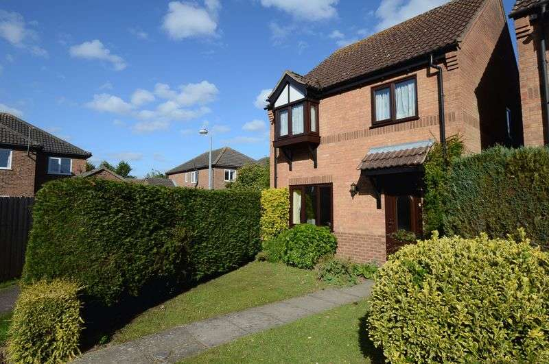 3 Bedrooms Detached House for sale in 35 St Leonards Close, Woodhall Spa