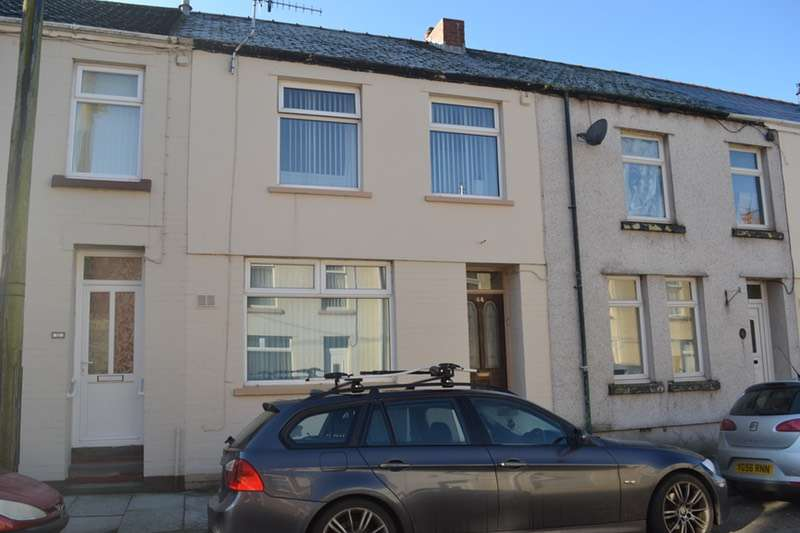 3 Bedrooms Terraced House for sale in Curre St, Ebbw Vale, Blaenau Gwent, NP23
