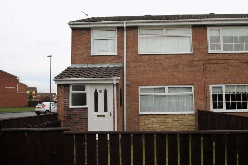 3 Bedrooms Semi Detached House for sale in Austen Place, Stanley