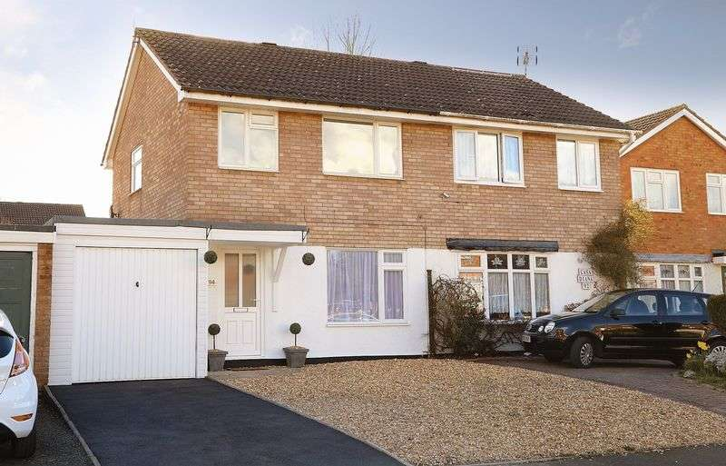 3 Bedrooms Semi Detached House for sale in Walker Crescent, St Georges