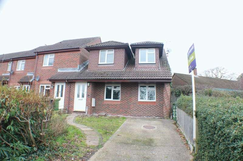 3 Bedrooms Semi Detached House for sale in Mallards Road, Bursledon, Southampton
