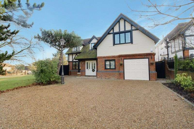 4 Bedrooms Detached House for sale in East Ridgeway, Cuffley