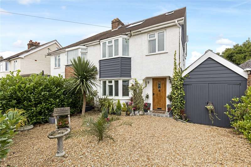 5 Bedrooms Semi Detached House for sale in Parklands Road, Chichester, West Sussex, PO19
