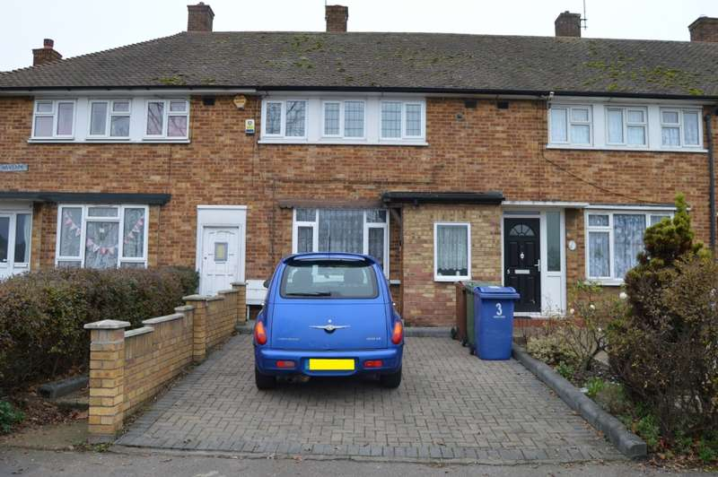 2 Bedrooms Terraced House for sale in Arisdale Avenue, South Ockendon