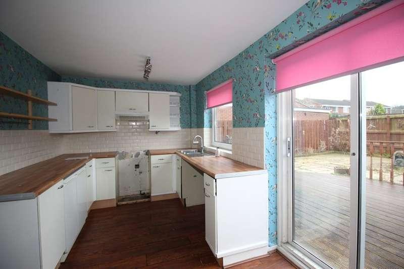3 Bedrooms Semi Detached House for sale in Deaconsfield Close, Chapel Garth, Sunderland, SR3