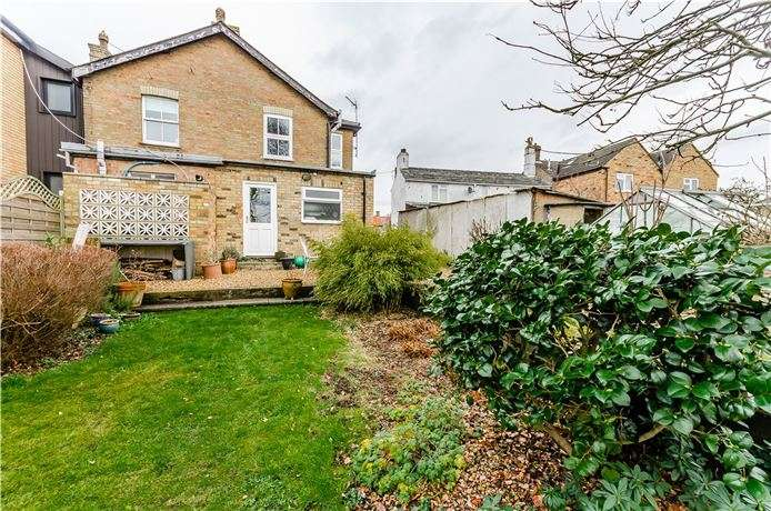 3 Bedrooms Semi Detached House for sale in Townsend, Little Downham, Ely