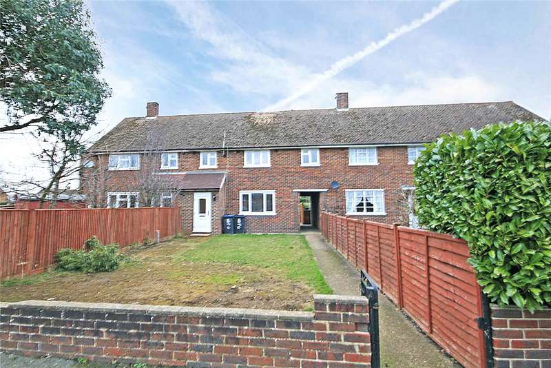 4 Bedrooms Terraced House for sale in Cornwall Avenue, Byfleet, West Byfleet, Surrey, KT14