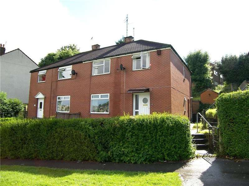 4 Bedrooms Semi Detached House for sale in Butterbowl Drive, Farnley, LS12