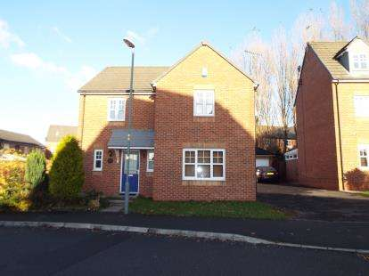 4 Bedrooms Detached House for sale in Folly Wood Drive, Chorley, Lancashire