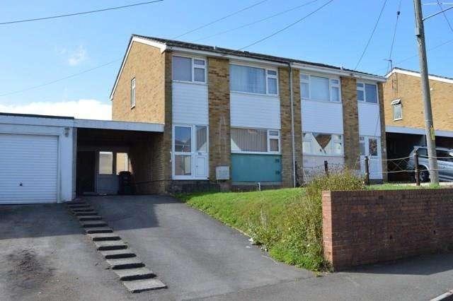 3 Bedrooms Semi Detached House for sale in Lower Kewstoke Road, Worle, Weston-super-Mare