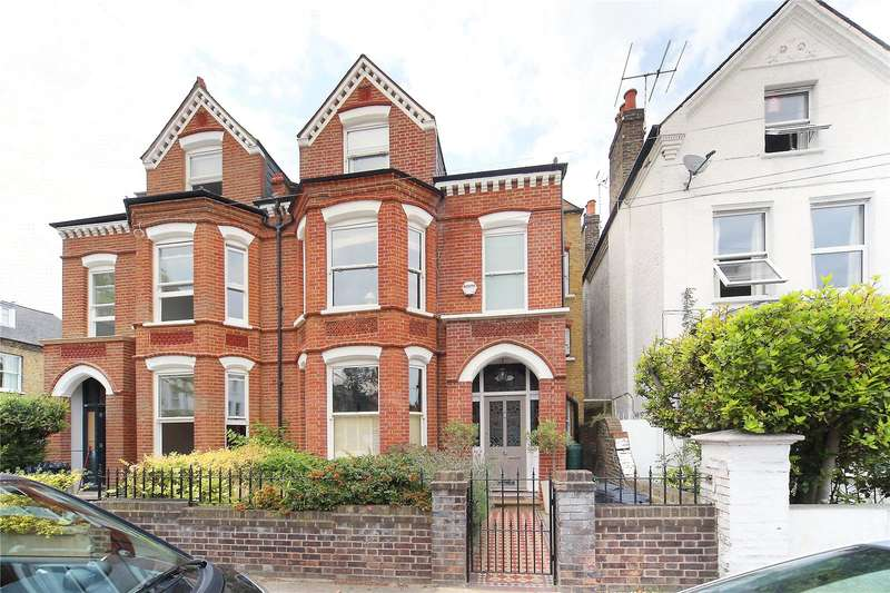 5 Bedrooms Semi Detached House for sale in Malwood Road, Clapham South, London, SW12