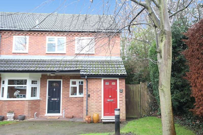2 Bedrooms Flat for sale in Deeplow Close, Sutton Coldfield. B72 1SA
