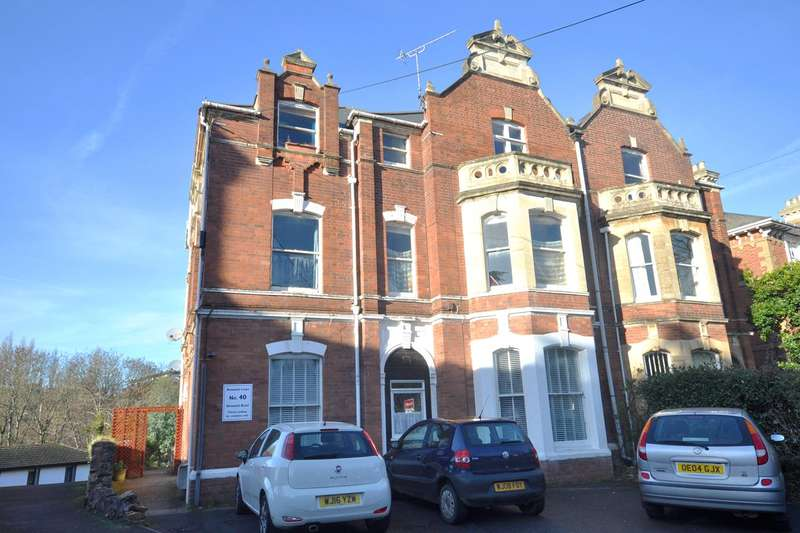 1 Bedroom Flat for sale in Denmark Road, Exeter, Devon