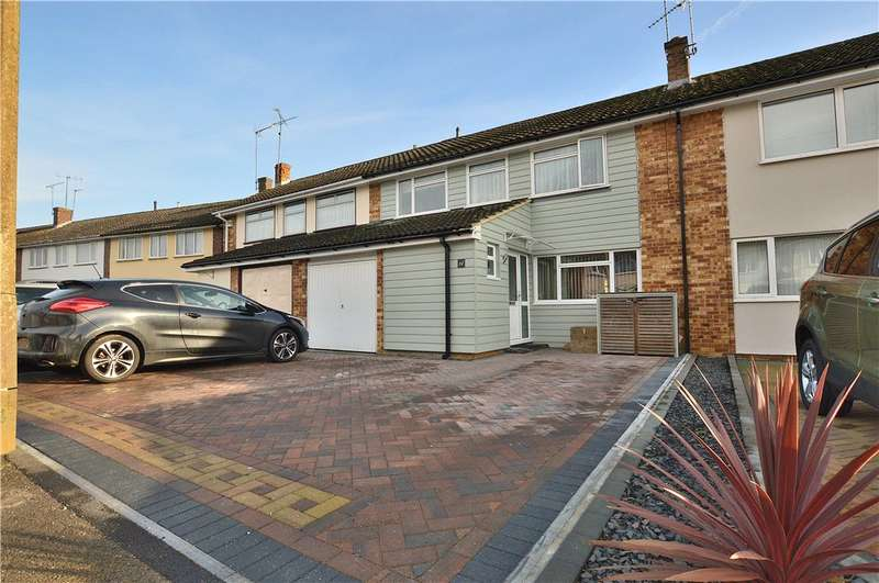 4 Bedrooms Terraced House for sale in Stansted Mountfitchet