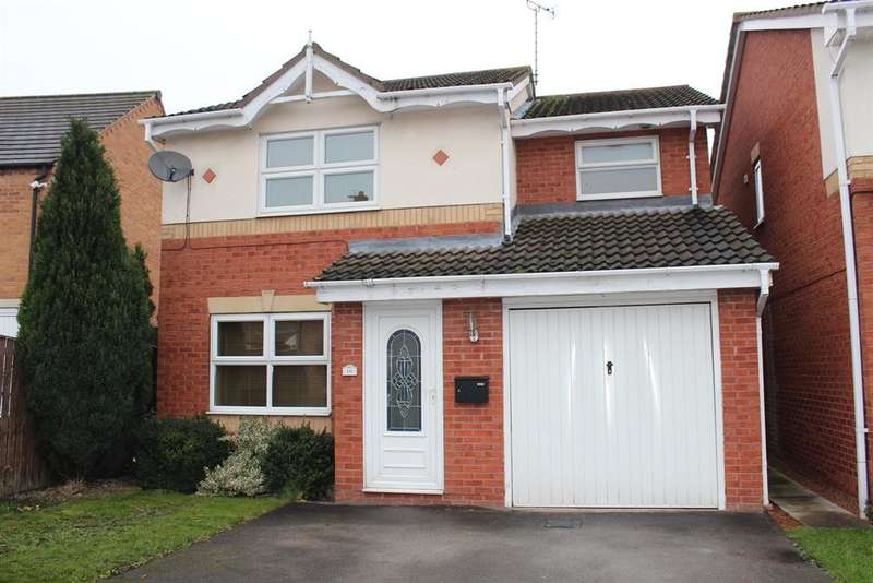 3 Bedrooms Detached House for sale in Pasture View, Sherburn in Elmet, Leeds, LS25 6LZ