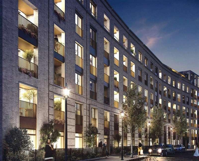 2 Bedrooms Flat for sale in Portobello Square, Bonchurch Road, London, W10