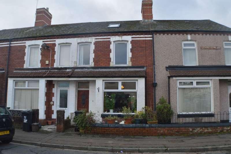 3 Bedrooms Terraced House for sale in Hazelhurst Road
