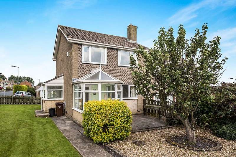 3 Bedrooms Semi Detached House for sale in Wellington Road, Wilsden, Bradford, BD15