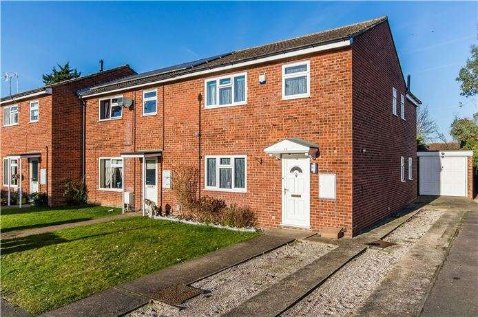 4 Bedrooms End Of Terrace House for sale in Jubilee Close, Waterbeach