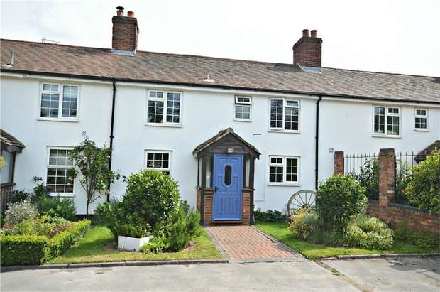 3 Bedrooms Cottage House for sale in Tamhorn Cottages, Fisherwick Road, Whittington, Lichfield, Staffordshire