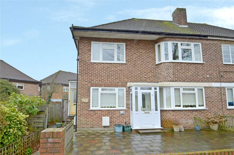 2 Bedrooms Maisonette Flat for sale in Cheston Avenue, Shirley