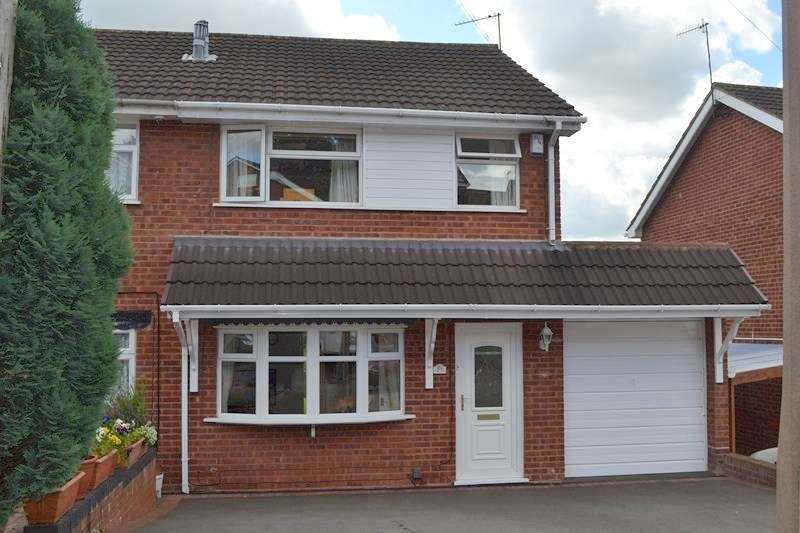 3 Bedrooms House for sale in Honeytree Close, Kingswinford, DY6