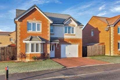 4 Bedrooms Detached House for sale in Lumloch Drive, Bishopbriggs