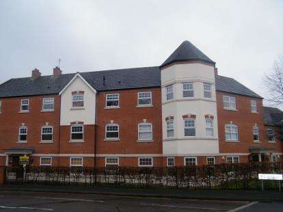 2 Bedrooms Flat for sale in Monyhull Hall Road, Birmingham, West Midlands