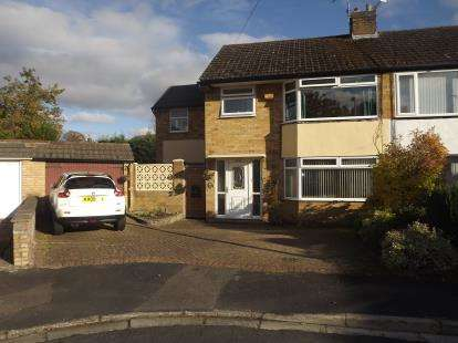 4 Bedrooms Semi Detached House for sale in Albany Gardens, Little Sutton, Ellesmere Port, South Wirral, CH66