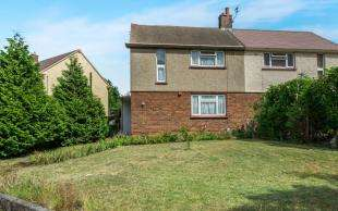 2 Bedrooms Semi Detached House for sale in St. Hildas Way, Gravesend, Kent