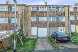 3 Bedrooms Terraced House for sale in Dixon Close, Maidstone, Kent