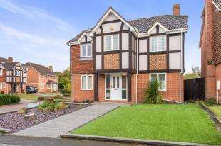 5 Bedrooms Detached House for sale in Richborough Drive, Strood, Rochester, Kent
